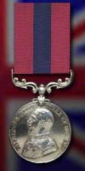 Distinguished Conduct Medal DCM