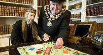 Pass Go For Swindon Monopoly