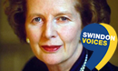 SWINDON VOICES: Maggie Thatcher