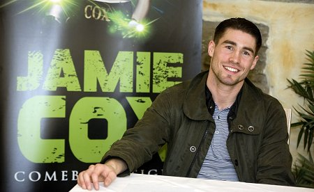 Jamie Cox Swindon Boxer