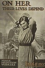 Women at work poster WW1