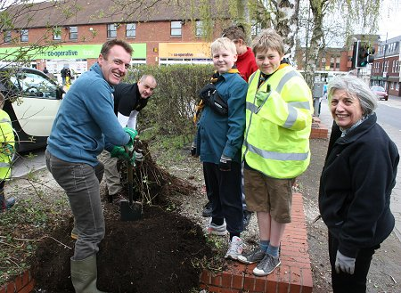 Old Town Swindon Spring Clean