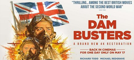 Dambusters 75th anniversary film