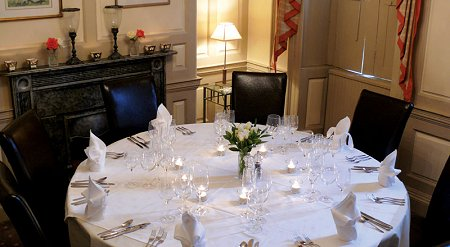 The Highworth, private dining room
