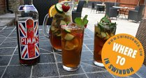 What Time Is It?.... It's Pimms O'Clock