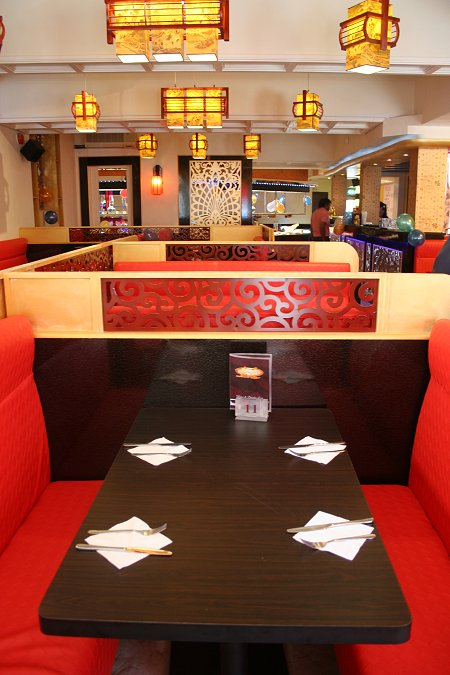 Banquet Chinese restaurant opening in Swindon
