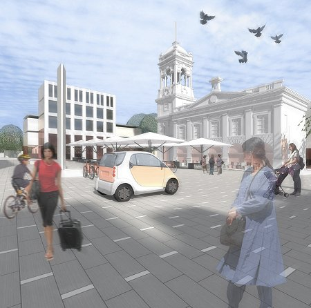 Old Town Revelopment Swindon plans