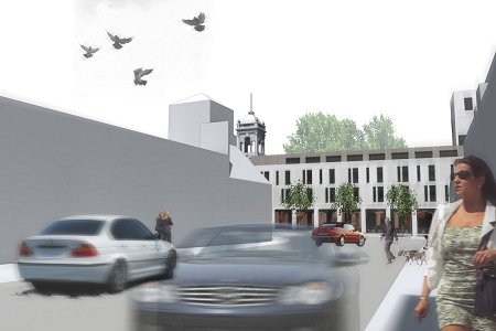 Old Town Swindon Revelopment Plans