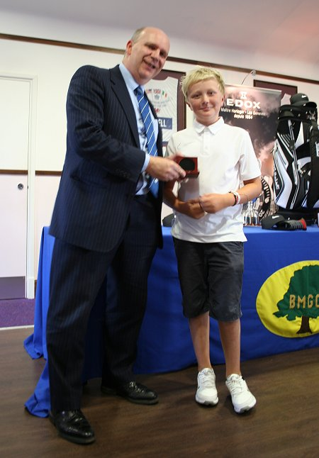 Deacons Jewellers Junior Golf Classic at Broome Manor Golf Club, Swindon