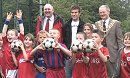 Kick-off for new five-a-side pitches
