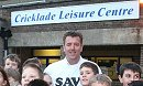 Campaigners get in a Tiss to save Leisure Centre