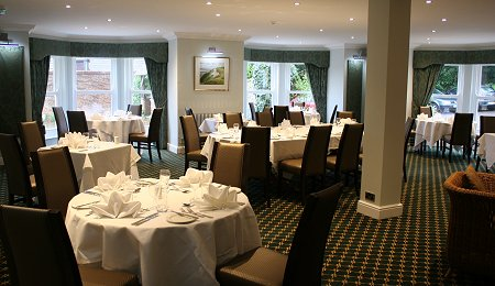 Chiseldon House Hotel, nr Swindon