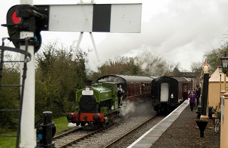 Swindon & Cricklade Railway