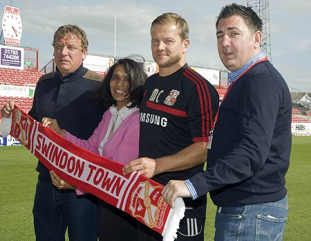Lee Power, Sangita Shah, Mark Cooper, Jed McCrory