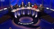 BBC Question Time in Swindon