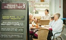 Olive Tree Cafe Swindon