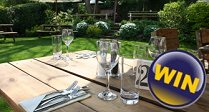 The Sun's Out! Let's Dine Alfresco!