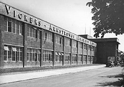 Vickers factory, Swindon