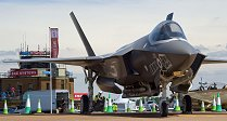 GROUNDED: No F-35 In The Skies Over Swindon
