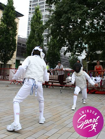 Fencing Fun and Games!