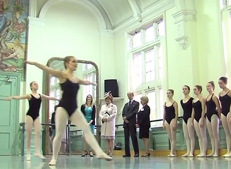 Ballet at Swindon Dance