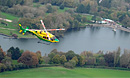 Flying Over Coate