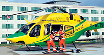 First Emergency For Air Ambulance