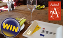 Win An AA-Rated Meal For 4