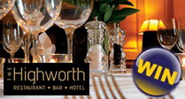 Win A Meal @ The Highworth