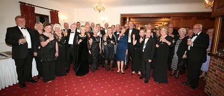 Swindon Old Town Rotary 25th Anniversary