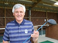 Ian Bolt, PGA Professional at Basset Down Golf Course, Swindon