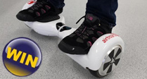 Win An Airboard Lesson For 2!
