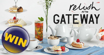 Win Afternoon Tea For 2!