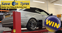 Win A Free Wheel Alignment!