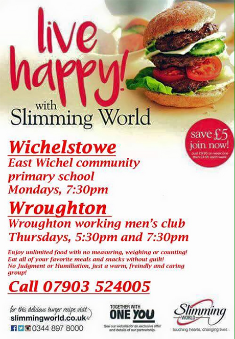Get in shape for the summer swindonlife swindonweb Slimming world website please