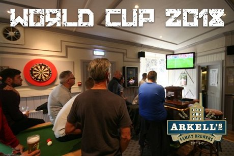 The Runner pub Swindon, World Cup 2018