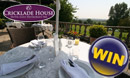 Win A Meal & Overnight Stay
