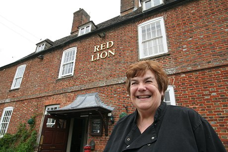 Red Lion, Castle Eaton