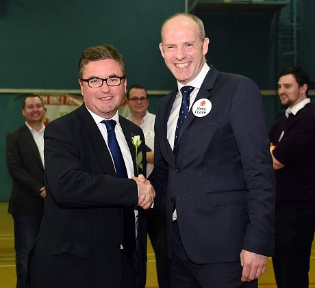 Robert Buckland & Justin Tomlinson MPs for Swindon