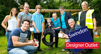 New Play Area For Swindon Charity