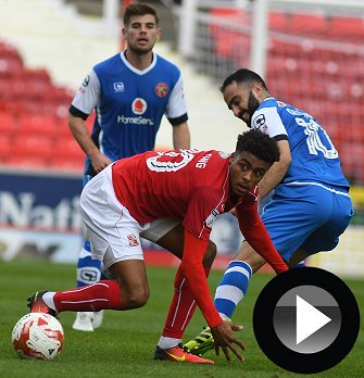 Swindon 0 Walsall 2