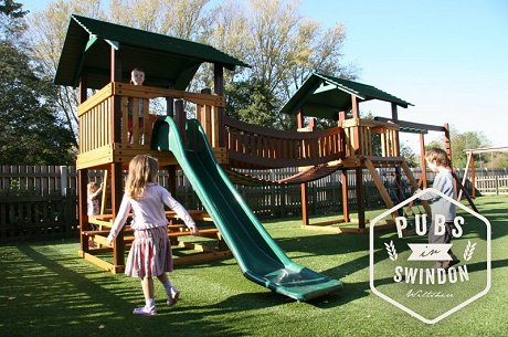 Best Swindon pubs with play areas