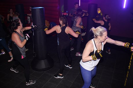 SN1 Fit Fight Klub Swindon