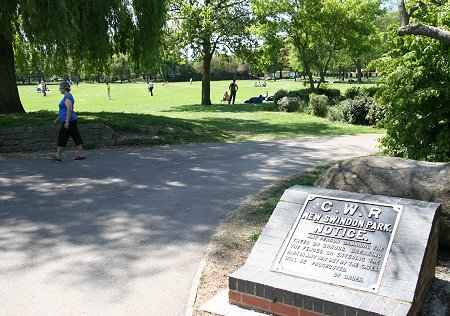 Faringdon Park Swindon