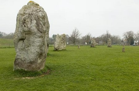 Avebury near Swindon