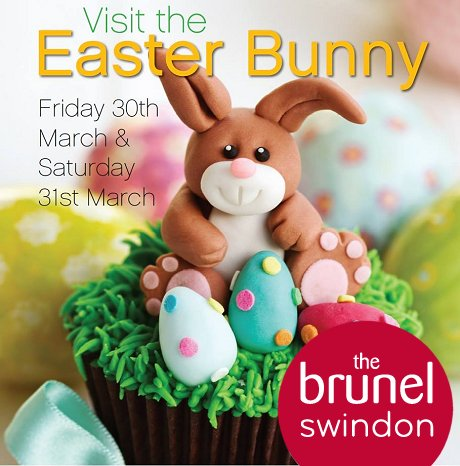 Easter at The Brunel Swindon