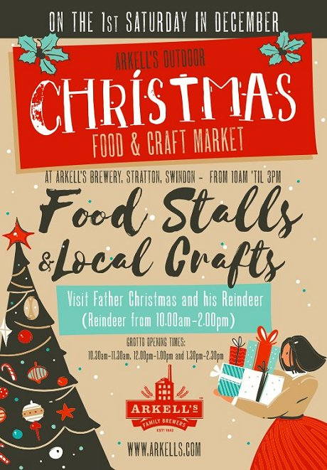Arkell's Christmas Fair 2018