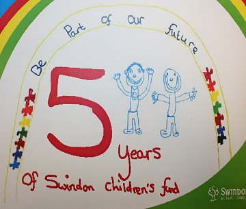 Celebrating five years of the Swindon Children's Fund November 2007
