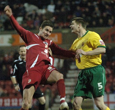 Barry Corr - Swindon Town