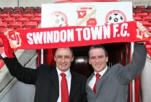 Malpas and Byrne, Swindon Town managers